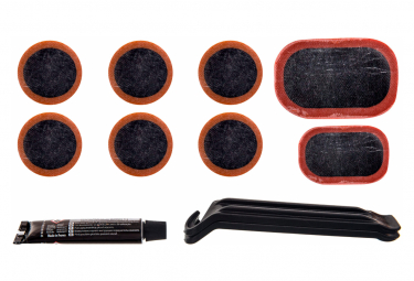 Kit de Réparation Neatt 8 Rustines + Démonte Pneus