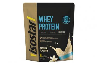 Isostar Whey Protein Plus Vanilla 570g