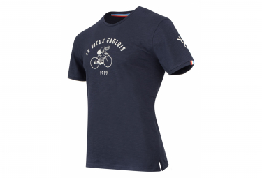 T-shirt leBRAM & Sports d'Époque Bleu Marine