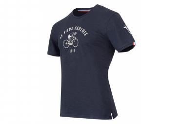 Sports d'Époque & leBRAM Le Vieux Gaulois t-shirt Navy blue
