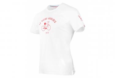 Sport d'Époque & leBRAM Le Vieux Gaulois t-shirt Marshmallow