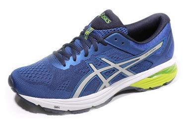 Chaussures GT-1000 6 Bleu Running Homme Asics