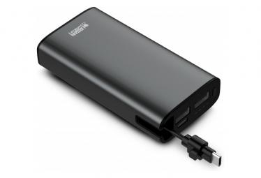 BIGEE POWERBANK USB-C 6 700MAH GRIS SIDERAL