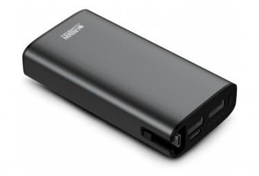 BIGEE POWERBANK USB-C 10 050MAH GRIS SIDERAL