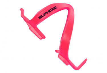 Supacaz bottle holder Fly Poly Neon Pink