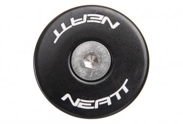 Neatt Star Nut with Cap 1'' 1/8 Black