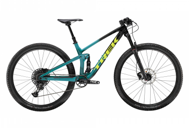 Full Suspension MTB Trek Top Fuel 9.7 Sram NX Eagle 12V 29'' 2020
