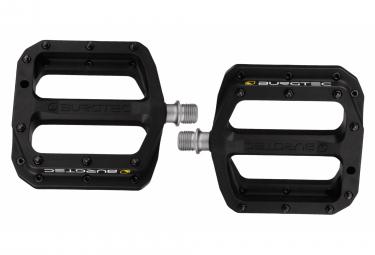 Burgtec Mk4 Composite Flat Pedals Burgtec Black