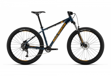 MTB Semi Rígida Rocky Mountain Growler 26'' Plus Marron / Noir 2019