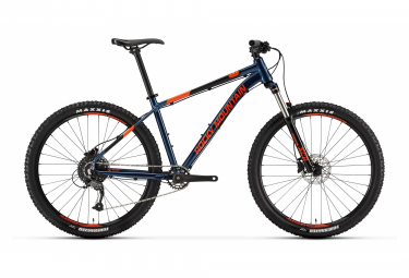 MTB Semi Rígida Rocky Mountain Soul 27.5'' Plus Bleu / Orange 2019