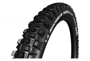 Pneu VTT Michelin Wild Enduro Front Competition Line 26 Tubeless Ready Souple Skinwall Gravity Shield GUM-X 3D E-Bike Ready