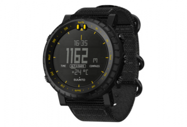 Suunto Core Sport Watch Black Yellow