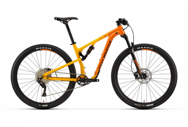 MTB Doble Suspensión Rocky Mountain Element 30 29'' Jaune / Orange 2019