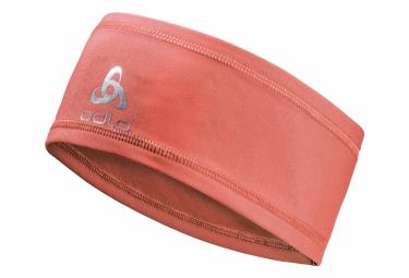 Odlo POLYKNIT LIGHT Headband Red Coral