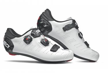 Sidi Ergo 5 Mega Road Shoes White Black