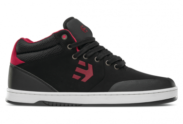Etnies Shoes Marana Mid Crank Black / Red
