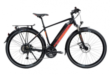 Bicicleta Híbrida Eléctrica Gitane  E-Verso E-Going 700 Gris