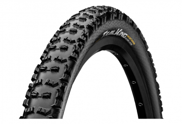 Pneu VTT Continental Trail King 26 Tubeless Ready Souple ShieldWall System PureGrip Compound E-Bike e25