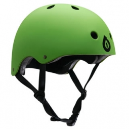 2011 661 SIXSIXONE Helmet Bowl DIRTLID Lime Green / Black
