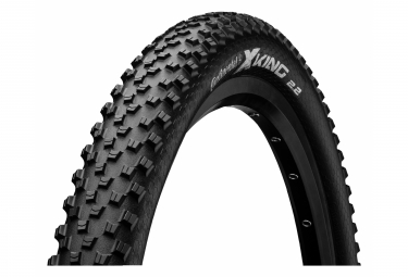 Pneu VTT Continental X-King Performance 26 Tubeless Ready Rigide PureGrip Compound