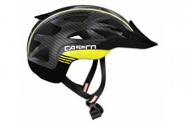 Helmet Casco Activ 2 Black Yellow Fluo