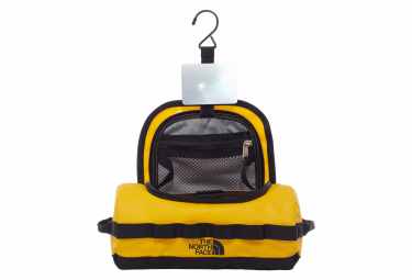 The North Face Base Camp Duffel Bag Yellow Black