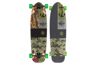 Image of Longboard complet dusters shooter 36 kryptonics green