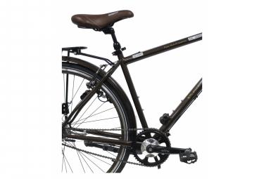 Vtc 28 de ville rigide homme acier type hollandais route 66 3 vitesses