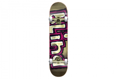 Image of Skateboard complet blind 7 625 og foil gold