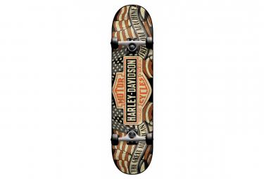 Skateboard Complet Darkstar MID 7.375 HARLEY-DAVIDSON FREEDOM BLACK