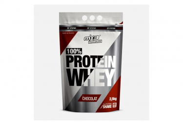 100% Whey Chocolate 2,5KG MX3 FORCEFIT