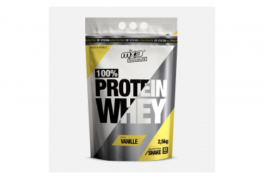 100% Whey Vanille 2,5KG MX3 FORCE FIT