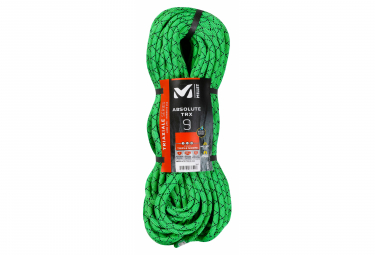 Millet Dynamique Absolute Trx Rope 9Mm 40M Green