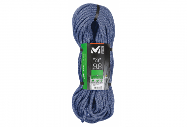 Millet Dynamic Rope Rock Up 9.8Mm 80M Blue