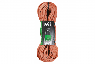 Millet Corde Dynamique Rock Up 10.2Mm 50M Red