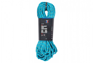 Millet Trilogy Trx Unicore 8.8 60m Dynamic Rope Blue