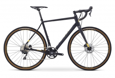 Fuji Jari Carbon 1.1 Gravel Bike Shimano Ultegra 11S 2019 Satin Carbon