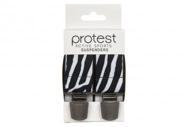 Bretelles Protest Edworth Suspenders True Black