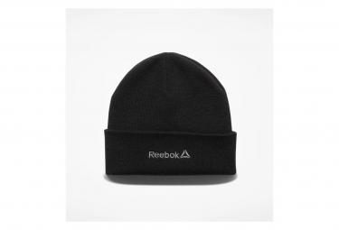 Reebok AH19 Logo Beanie Unisex Black