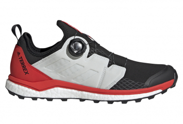 adidas running TERREX AGRAVIC BOA Gris Rouge Homme