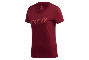 Five Ten T-Shirt Women Red