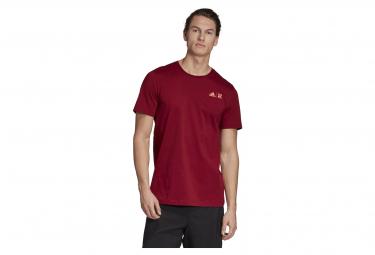 Image of T shirt five ten rouge l