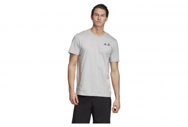 Image of T shirt homme five ten gris m