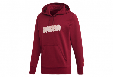 Five Ten Hoodie Men Red