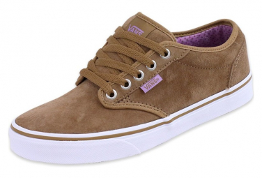 Chaussures Marron Atwood Toasted Femme Vans