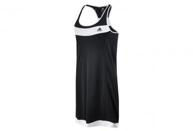 Robe Galaxy Tennis Noir Femme Adidas