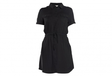 Alarha Femme Robe Noir Deeluxe 74