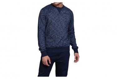 Wgsf Homme Sweat Marine The Fresh Brand