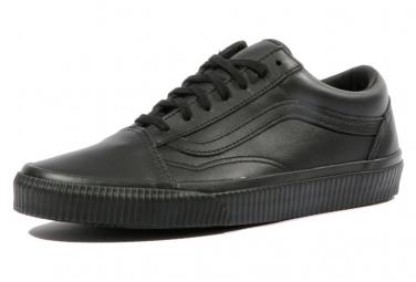 Old Skool Homme Femme Chaussures Noir Vans