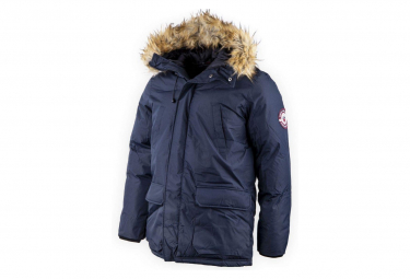 Natson Homme Parka Marine Simon and sons
